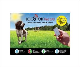 Loc8tor GPS collar