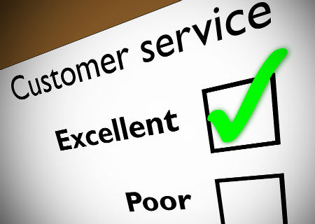 A good attitude will get you good service more times than not.