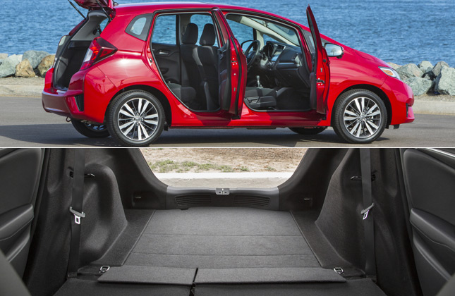 2015 Honda Fit Crossover