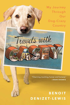 Travels with Casey by Beniot Denizet-Lewis cover