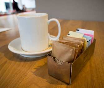 Coffee and Sweeteners