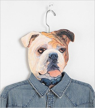 Dog hanger from Urban Outfitters