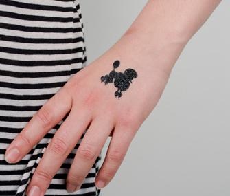 Poodle Tattoos