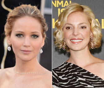 Jennifer Lawrence saves Katherine Heigl's dog