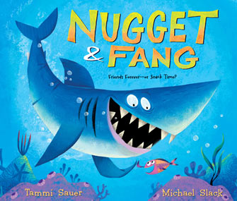 Nugget & Fang: Friends Forever — or Snack Time?
