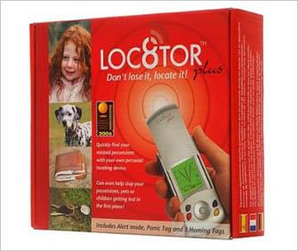Loc8tor Plus tracking collar