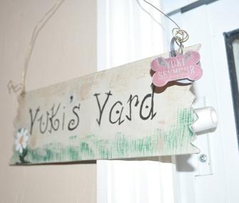 Yuki's Tag