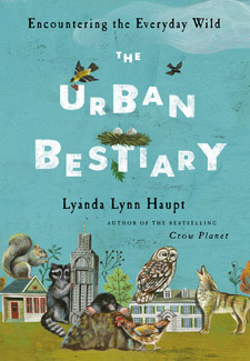 Urban Bestiary Book Cover