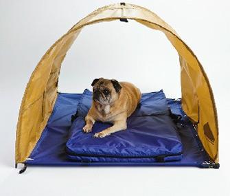 K-9 Koolee Portable Pet Cooling Shelter