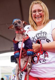 Mugly, World's Ugliest Dog Competition