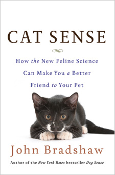 'Cat Sense' by John Bradshaw