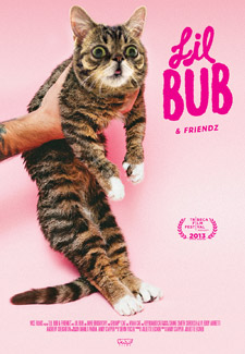 Lil Bub Movie Poster