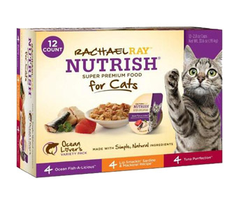 Rachael Ray Nutrish Wet Cat Food
