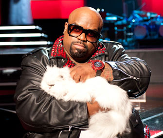 Cee Lo with Purrfect