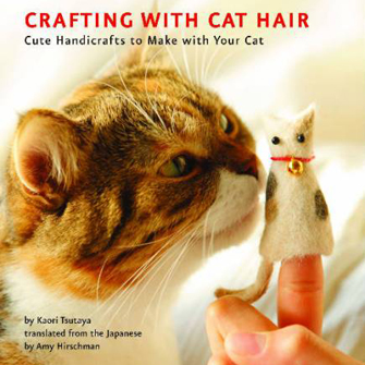 Crafting With Cat Fur book cover