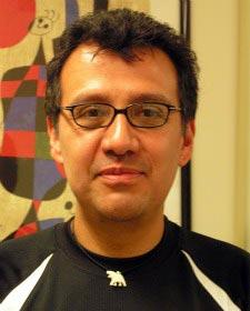 Head shot of Dr. Tonatium Melgarejo