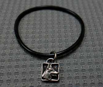 German Shepherd bracelet, $10 from Capable Canine