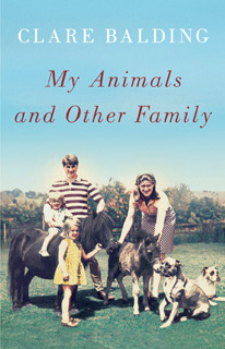 My Animals and Other Family book cover.