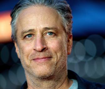 Portrait of Jon Stewart