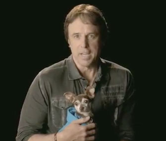 Kevin Nealon in a PSA for No-Kill Los Angeles