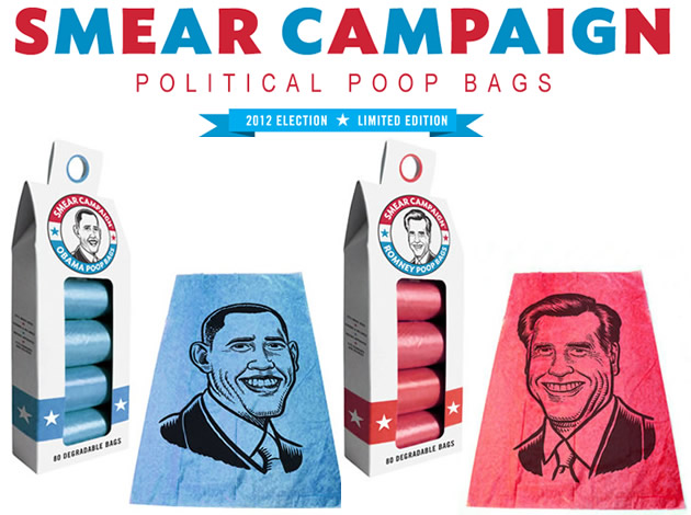 smear campaign bags
