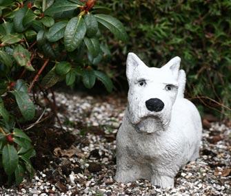 Pet Memorial Garden Statue