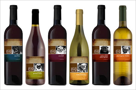 Curly tail wines